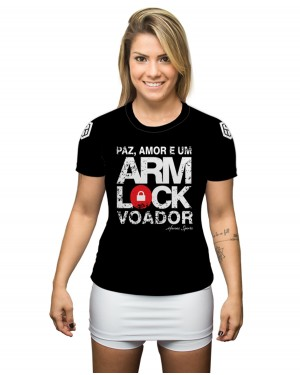 CAMISA DRY FIT FEMININO ARM LOCK VOADOR