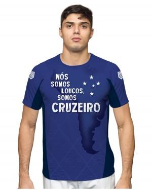 DRY FIT CRUZEIRO MASCULINO