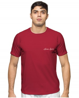CAMISA DRY FIT HEROES RED MASCULINO