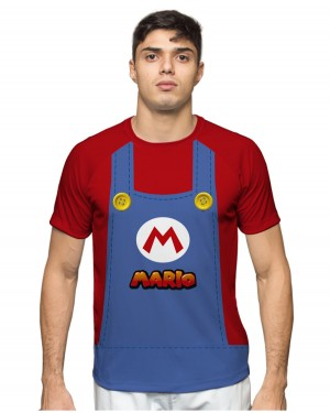 CAMISA DRY FIT MASCULINO MARIO