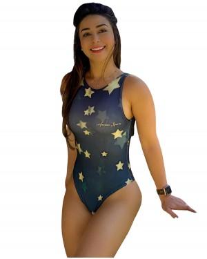 BODY CLASSIC STARS FEMININO