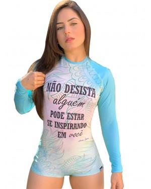 BODY FEMININO NÃO DESISTA