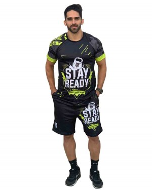 CAMISA DRY FIT INFANTIL STAY READY