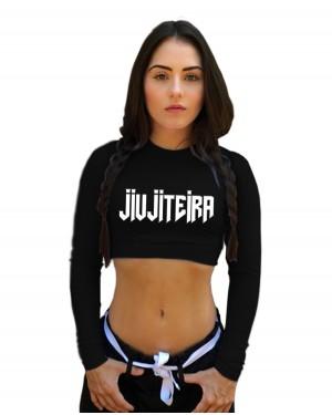 CROPPED JIUJITEIRA FEMININO