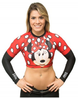 CROPPED MINNIE FEMININO