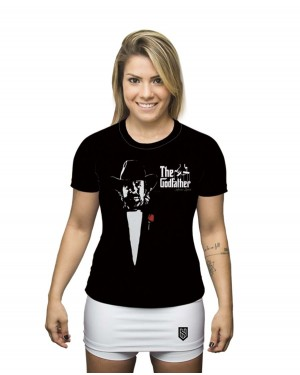 CAMISA DRY FIT FEMININO THE GODFATHER