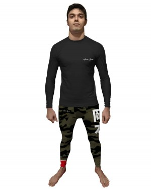LEGGING MASCULINO BLACK BELT