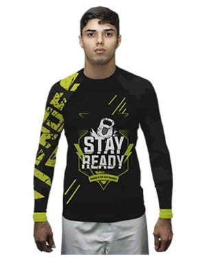 RASHGUARD MASCULINO STAY READY