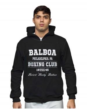MOLETOM MASCULINO BALBOA BLACK