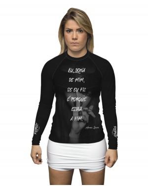 RASHGUARD FEMININO DONA DE MIM