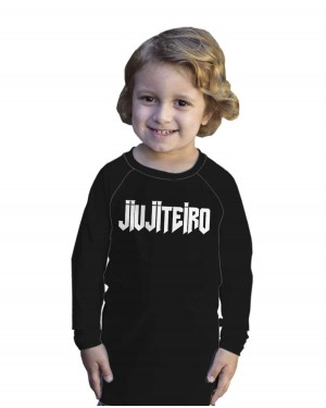 RASHGUARD INFANTIL JIUJITEIRO