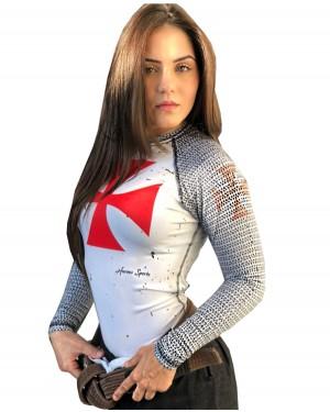 RASHGUARD FEMININO TEMPLÁRIOS