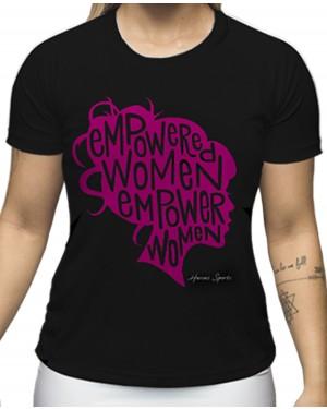CAMISA DRY FIT FEMININO EMPOWERED WOMEN