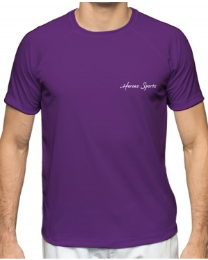 CAMISA DRY FIT MASCULINO HEROES PURPLE