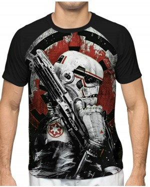 CAMISA DRY FIT MASCULINO STORMTROOPER