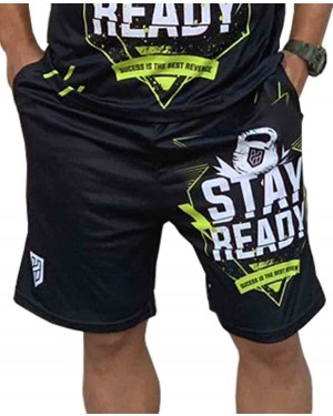 BERMUDA DRY FIT STAY READY MASCULINO