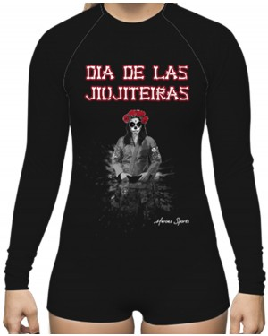 BODY FEMININO LAS JIUJITEIRAS