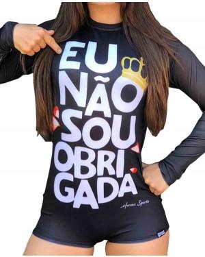 BODY FEMININO NÃO SOU OBRIGADA