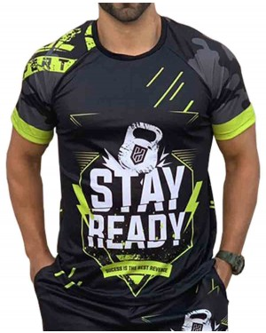 CAMISA DRY FIT MASCULINO STAY READY