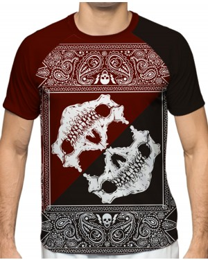 CAMISA DRY FIT MASCULINO STYLE SKULL