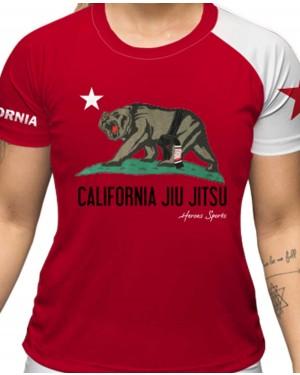 CAMISA DRY FIT FEMININO CALIFORNIA JIU-JITSU