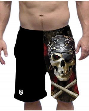 BERMUDA DRY FIT PIRATE MASCULINO