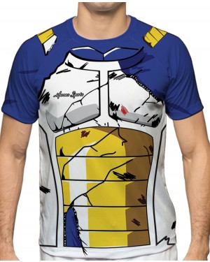 CAMISA DRY FIT VEGETA DESTROYED MASCULINO