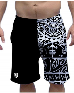 BERMUDA DRY FIT TRIBAL MASCULINO