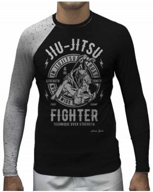 RASHGUARD MASCULINO JIU-JITSU FIGHTER