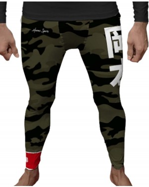 LEGGING BLACK BELT MASCULINO