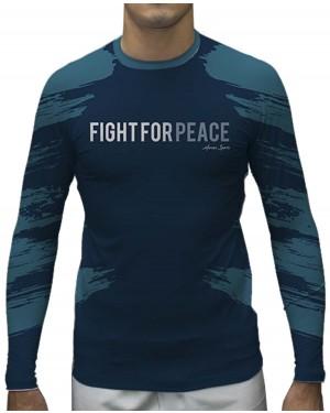 RASHGUARD MASCULINO FIGHT FOR PEACE