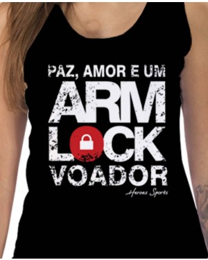 REGATA DRY FIT FEMININA ARM LOCK VOADOR