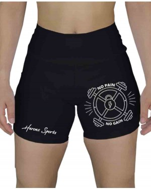 SHORT FITNESS CROSSFIT FEMININO