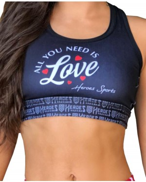 TOP FITNESS ALL YOU NEED FEMININO